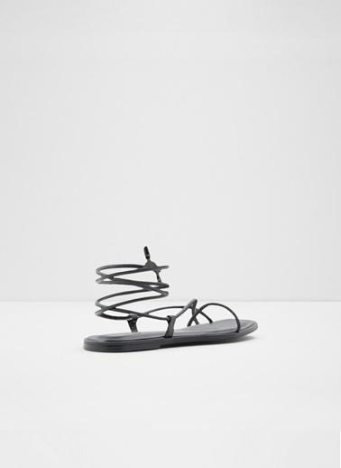 Aldo Adravia - Siyah Kadin Sandalet Siyah